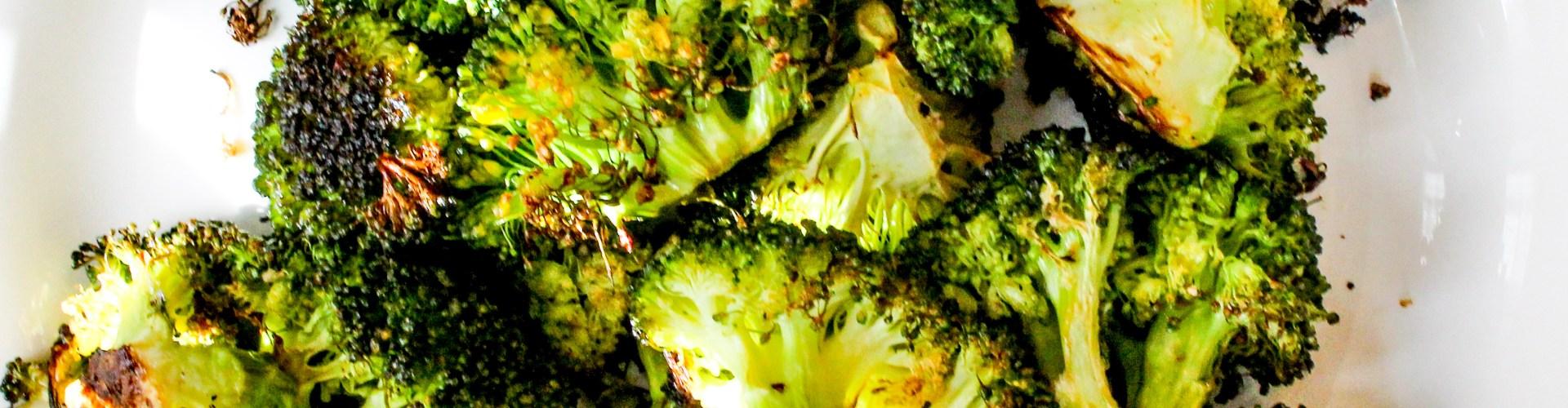 Garlic and Lemon Broccoli