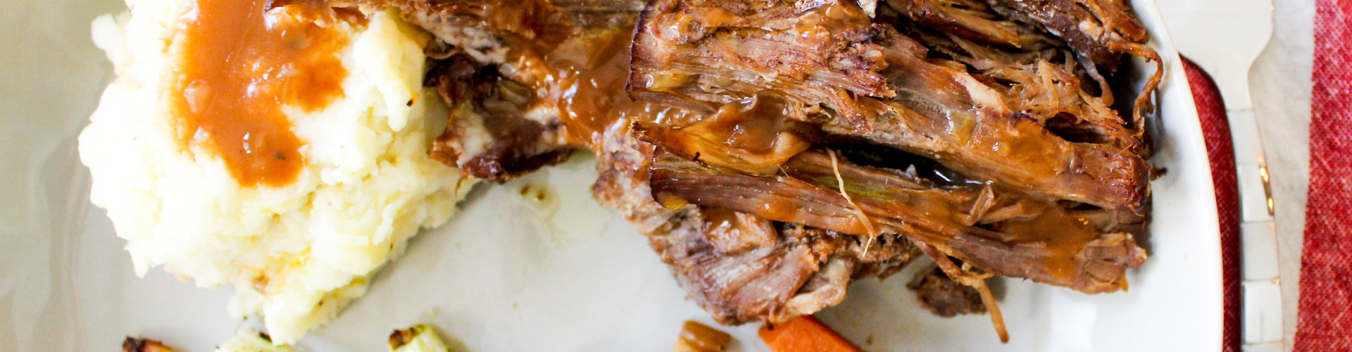 Perfect Holiday Pot Roast