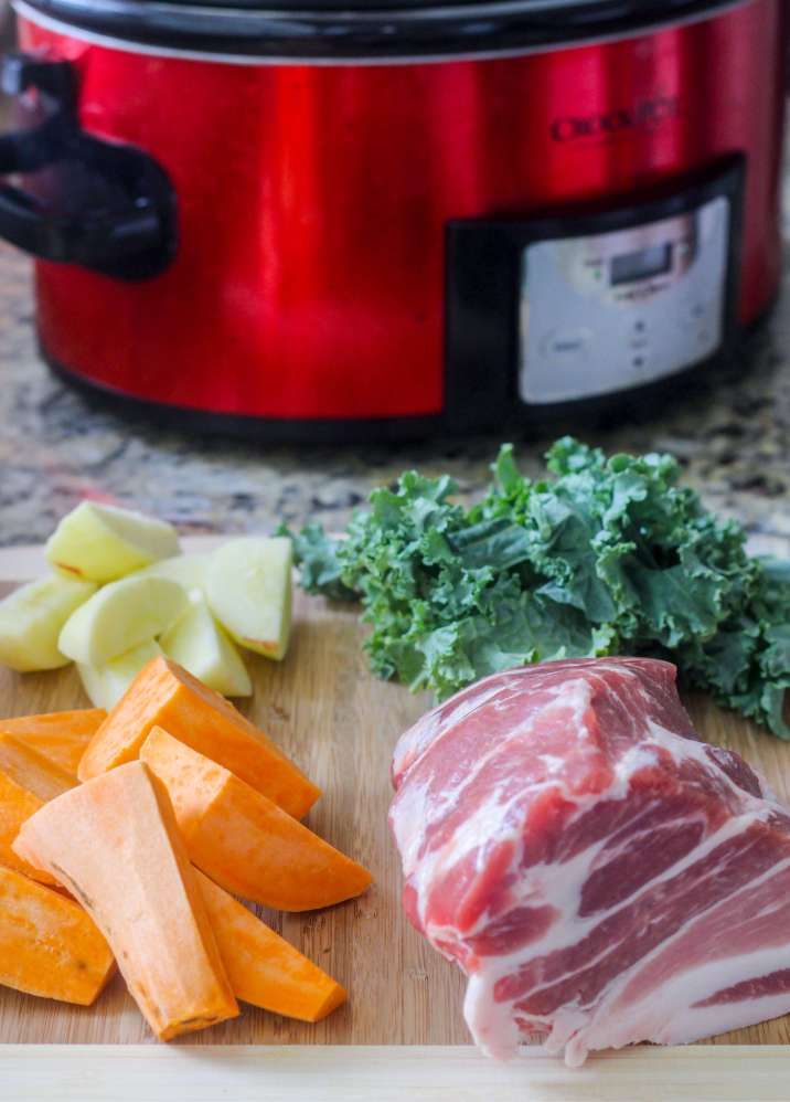 Autumn Slow Cooker Meal Prep Bowl