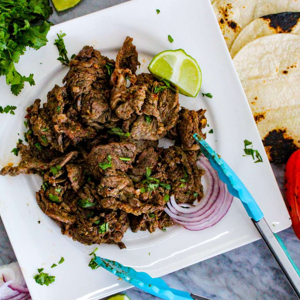 Chipotle Margarita Steak Taco Marinade