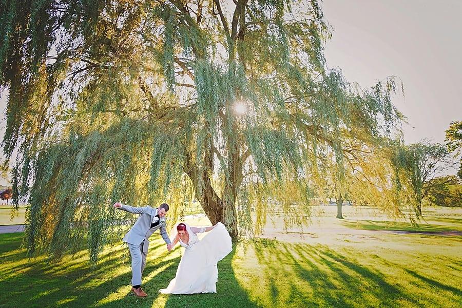 Lake Lawn Resort Wedding in Milwaukee, WI