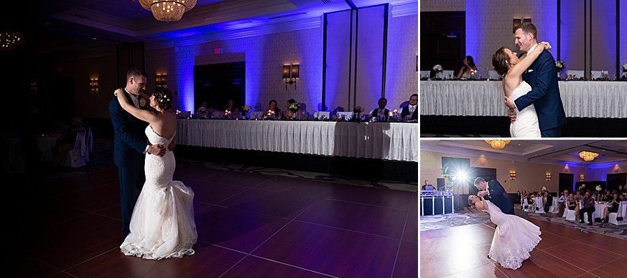 Milwaukee Marriott West Wedding in Waukesha, WI