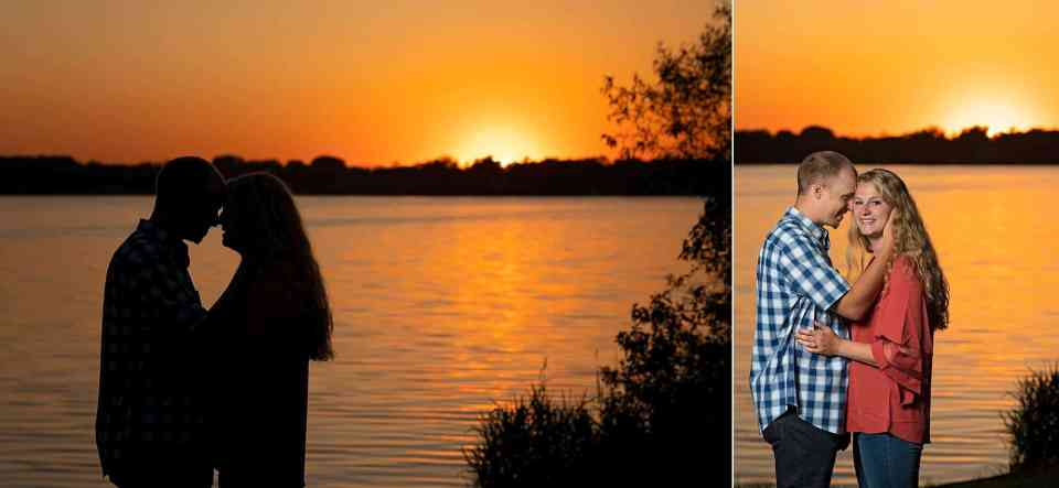 Pike Lake Engagement Photos