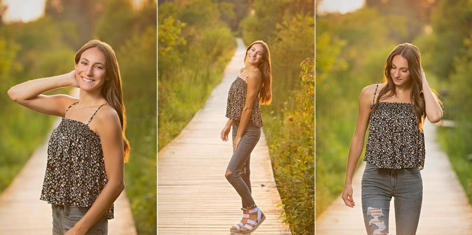 Senior Pictures in Cedarburg Wisconsin