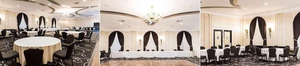 Hotel Retlaw Wedding Venue Ballroom