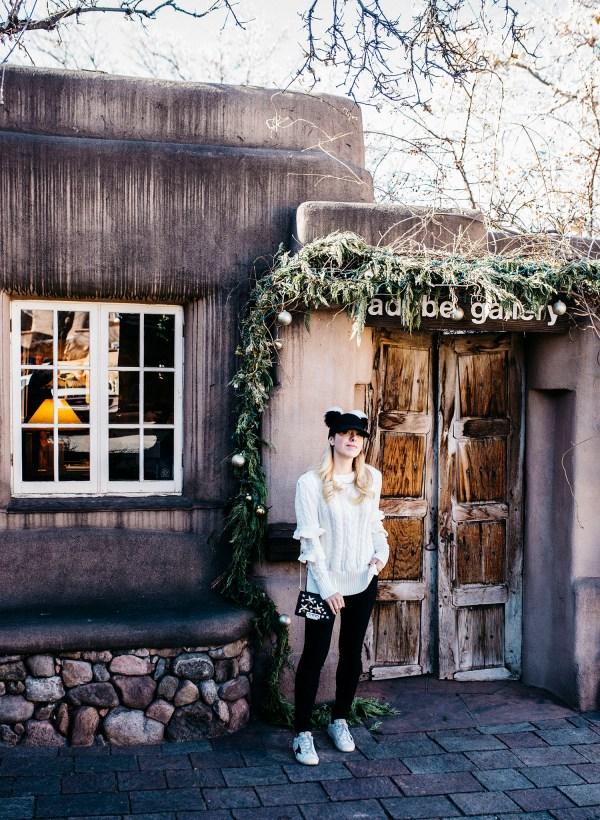 Pom Hat Canyon Road Santa Fe - Allyson In Wonderland