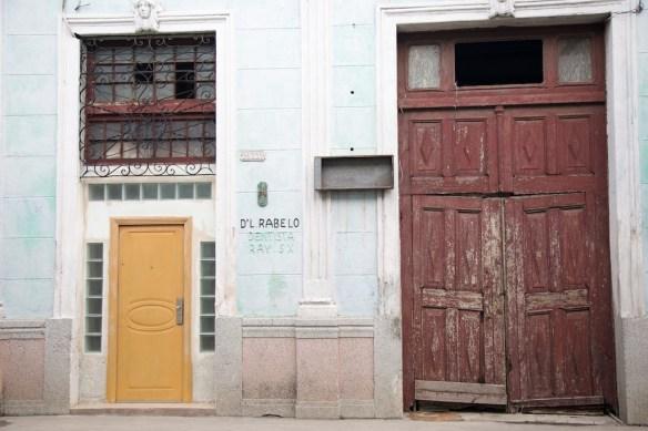 Pre-Revolution dental clinic