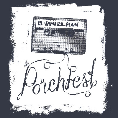 Porchfest Tee