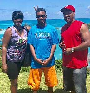 Anita – Bermuda – June 2018