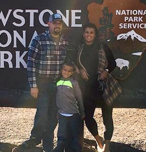 Nina – Yellowstone – June 2018