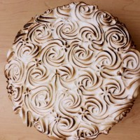 Ally Bakes S'mores Cake