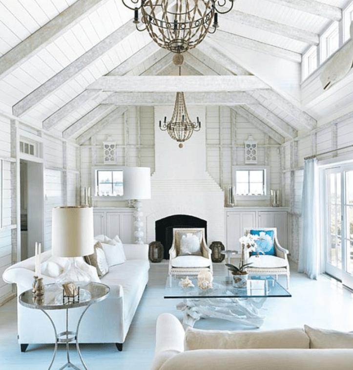Coastal Interiors Living Room