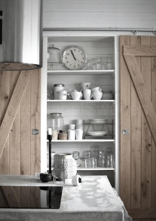 SWEDISH BARN DOOR