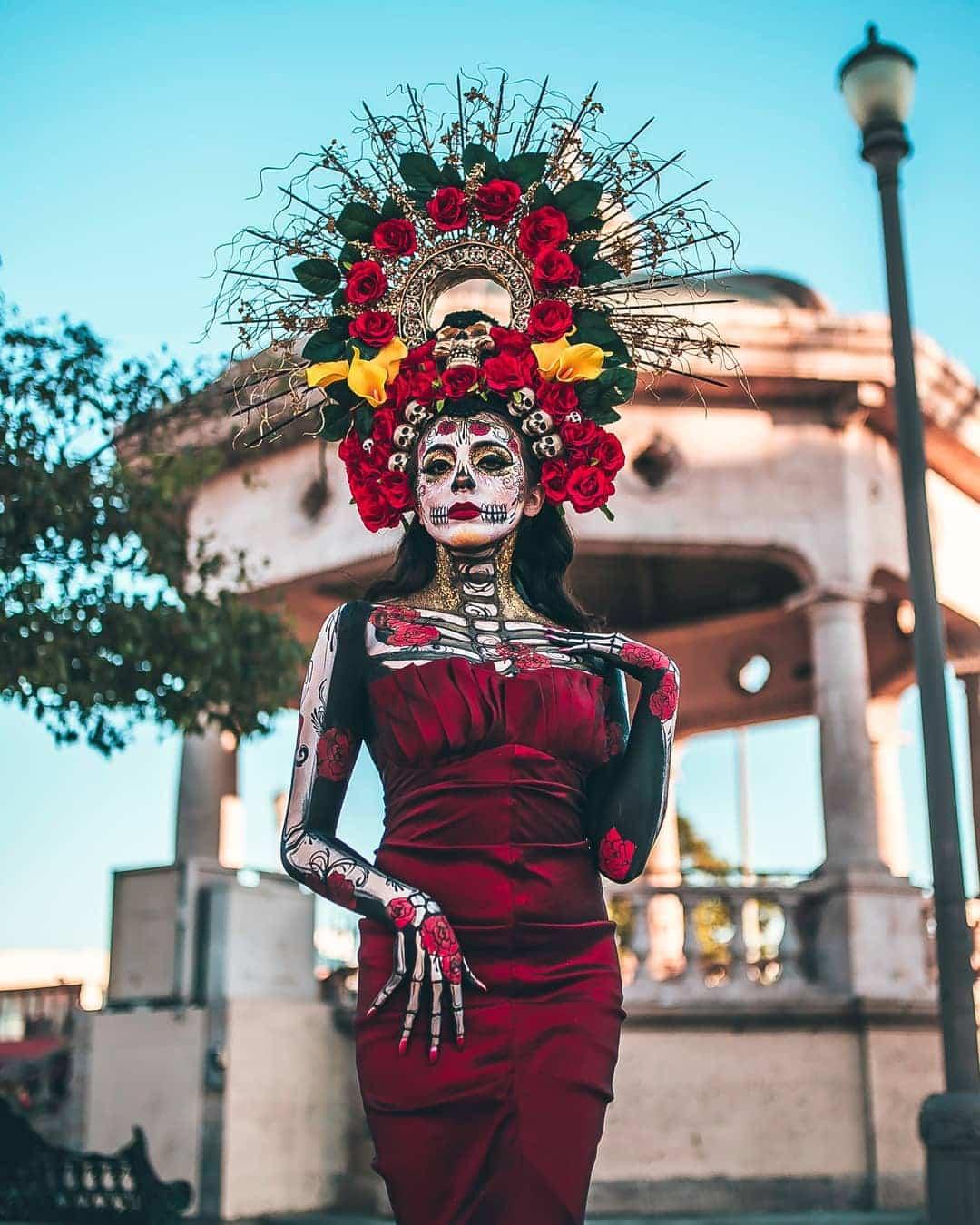 Jour Des Morts (mexique) : morts, (mexique), Fête, Morts, Mexique,, Représentation,, Signification,, Origine