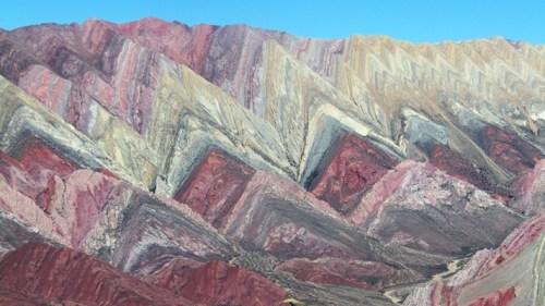 Cerro de los 14 Colores Lienzo
