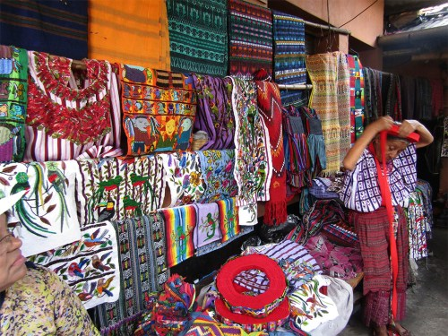 Cultura Maya Lago Atitlán