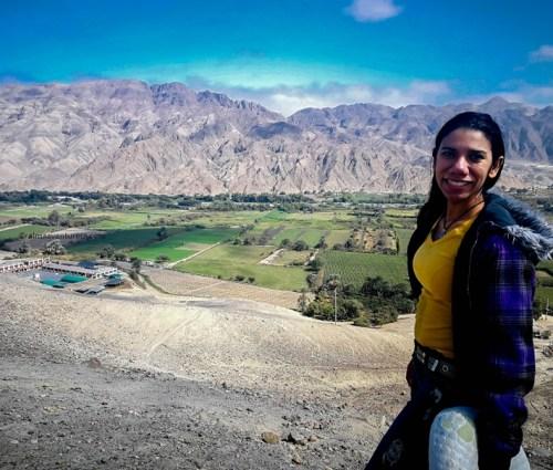 Valle de la Pampa y Río Grande, Perú