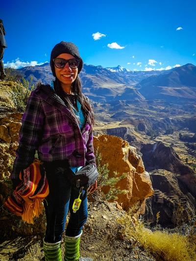 Geoparque Cañon del Colca y valle de los Volcanes - Perú