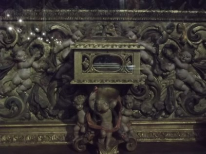 Relics of St. Martin of Dume