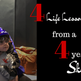 4 Life Lessons From A 4-Year-Old Skydiver