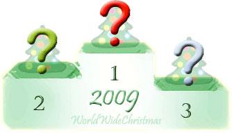 Concurso árboles de Navidad 2009