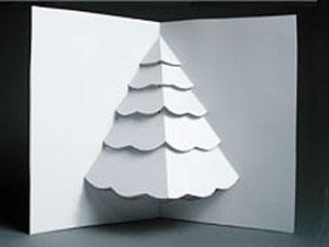 Tarjetas Y Otras Manualidades Navidenas El Blog De Navidad Digital - Como-se-hace-una-tarjeta-de-navidad