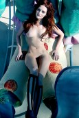 Lydia-Hearst-Topless-At-The-Circus-For-Treats-Magazine-04