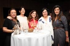 Sonia Moyano, Raquel Carrasco, Belén Pérez y Rocio Carmona