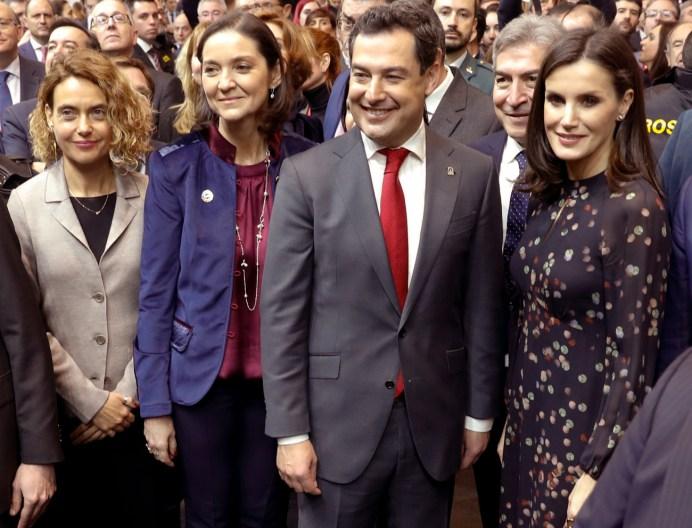La reina Letizia inaugura Fitur