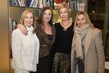 Isabel Ponseti, Xisca Bosch, Marilen Amorós, Nieves Saborido