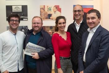 Tommy Ferragut, Anna Kellner, Llorenç Bauzà Y Toni Ferrer