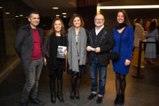 Josep Colome, Noemi Dalma, Maria Jose Gomez De La Vega, Carlos Ponseti, Mercè Pons