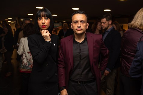 Lorenzo Riera y Maria Molina