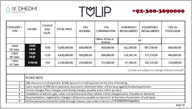 tulip Apartment