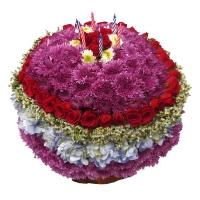 Flores y regalos Cumpleaños