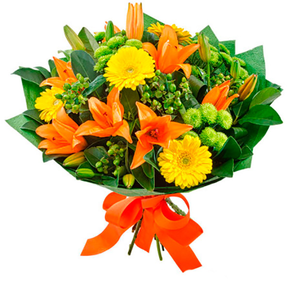 Bouquet Amore. Floristería ALMA FLORAL Bogotá
