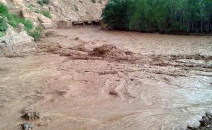 انتشال جثتي طفلين غرقا بمجرى وادي سوس بانزكان