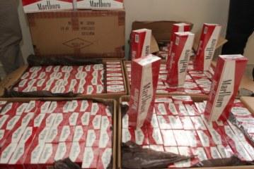 حجز كمية كبيرة من السجائر المهربة باشتوكة ايت باها