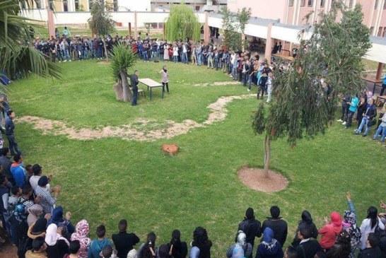 """اعتقال طالبين جامعيين متهمين بـ""""حلق"""" رأس قاصر تعمل بكلية العلوم بمكناس"""