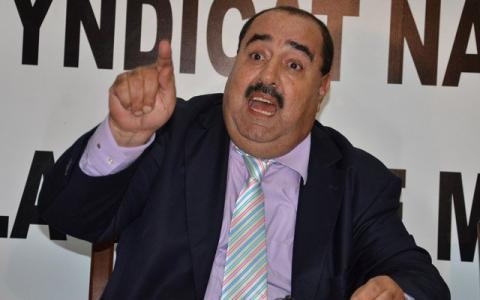 """سابقة… حزب الاتحاد الاشتراكي يصف مناضليه بـ""""البلطجية"""" بعد منع بنكيران!"""