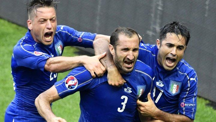 إيطاليا تخرج إسبانيا حاملة اللقب من ثمن نهائي كأس أوروبا