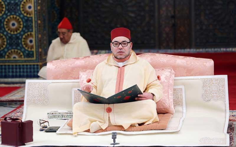الملك محمد السادس يترأس افتتاح الدروس الحسنية الرمضانية بالرباط