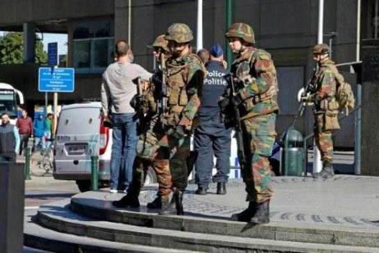 إطلاق النار في بلجيكا على مسلح هاجم جنودا بسكين