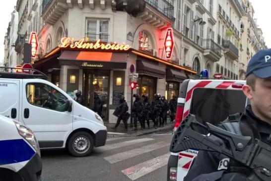 اتهام شخصين بالتخطيط لهجمات جديدة في فرنسا