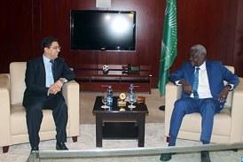 """بوريطة: """"منذ عودة المغرب للاتحاد الإفريقي تم القيام بعدد من المبادرات"""""""