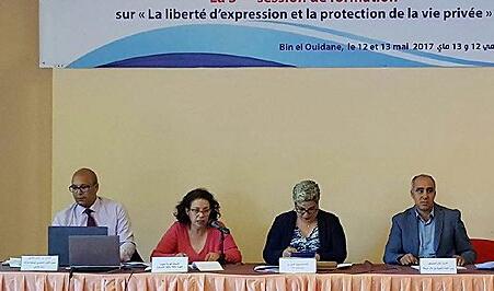 """جمعية عدالة تواصل النبش في موضوع """"حرية التعبير وحماية الحياة الخاصة"""""""