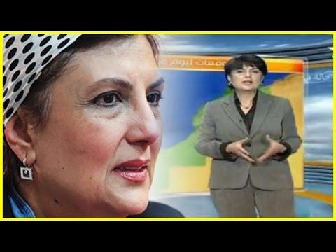 وفاة سميرة الفيزازي أشهر مقدمة نشرة جوية بالمغرب