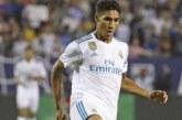 أشرف حكيمي ضمن قائمة ريال مدريد في مواجهة ألافيس
