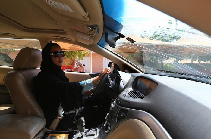 وفاة أول سعودية أثناء قيادتها السيارة في حادث سير