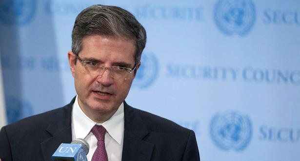 """سفير فرنسا لدى الأمم المتحدة: الزيارة الأخيرة لكوهلر للصحراء تندرج في إطار """"الزخم الجديد"""" لتسوية النزاع"""